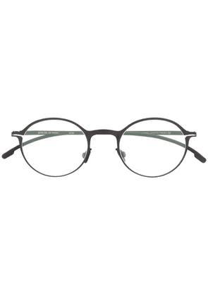 Mykita Pontus round glasses - Black