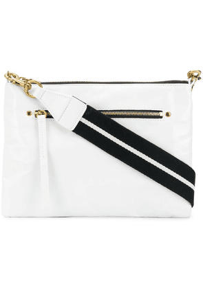 Isabel Marant Nessah clutch - White