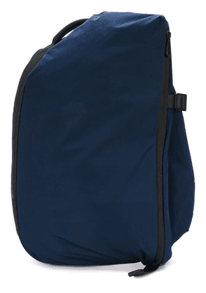Côte & Ciel zipped backpack - Blue
