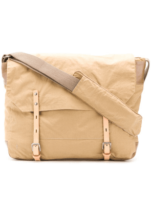 Ally Capellino Jeremy messenger bag - Neutrals