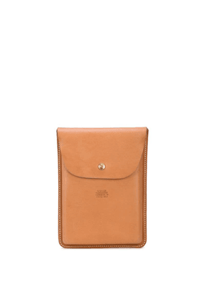 Best Made Company small Gfeller document case - Brown