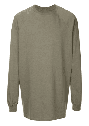 Rick Owens oversized sweatshirt - Grey