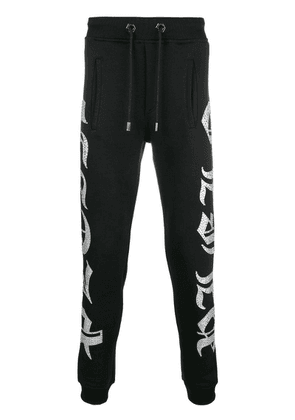 Philipp Plein jogging trousers - Black