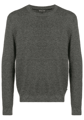 Michael Kors round neck sweater - Grey