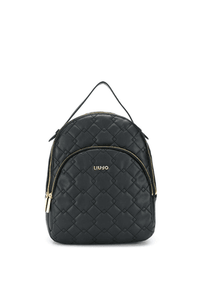 Liu Jo quilted backpack - Black