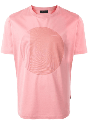 D'urban graphic print T-shirt - Pink