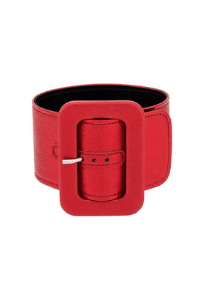 Attico buckle anklet - Red