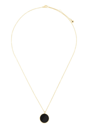 Astley Clarke slice Stilla locket - Metallic