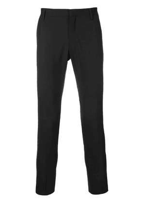 Entre Amis slim-fit tailored trousers - Blue