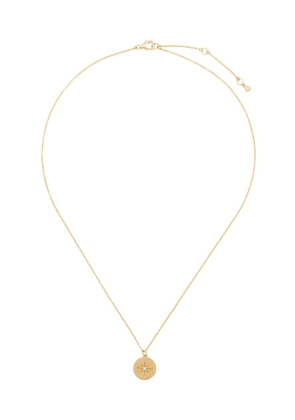 Astley Clarke Star Set Celestial pendant necklace - Gold