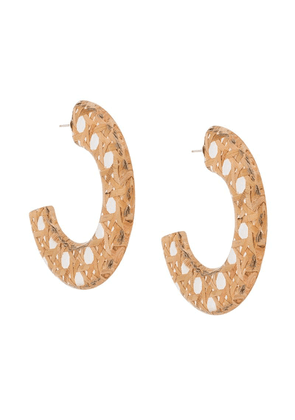 Corto Moltedo C Bentota earrings - Neutrals