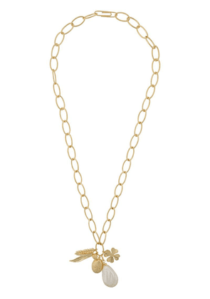 Aurelie Bidermann Grigri necklace - Gold