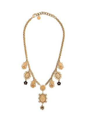 Dolce & Gabbana necklace with pendants - Gold