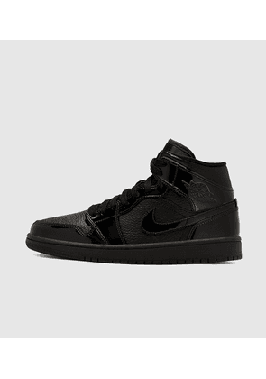 Jordan Air 1 Mid Women's, Black
