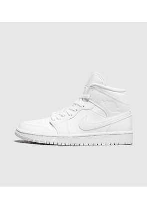 Jordan Air 1 Mid Women's, White