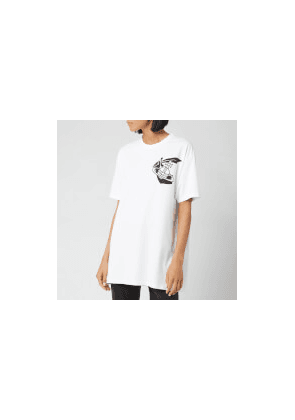 Vivienne Westwood Anglomania Women's New Boxy T-Shirt - White - S - White