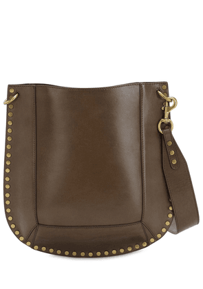 Oskan Leather Shoulder Bag