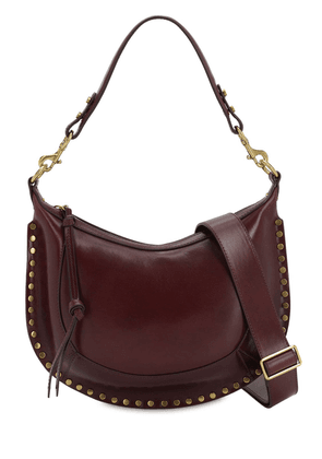 Naoko Leather Shoulder  Bag