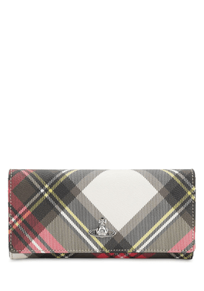 Derby Coated Canvas Classic Card Holder
