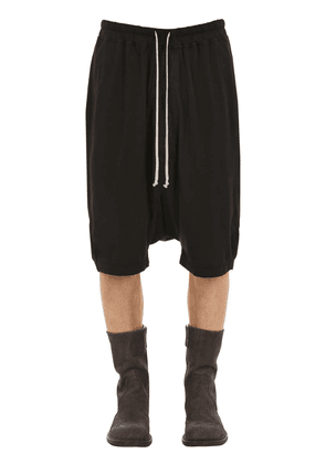 Drkshdw Pods Light Cotton Jersey Shorts