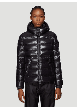 Moncler Bady Quilted Down Jacket in Black size 0