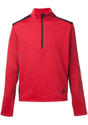 Aztech Mountain 'Team Aztech' fleece sweater - Red