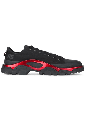 Adidas By Raf Simons New Runner lace-up sneakers - Black