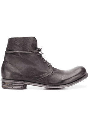 A Diciannoveventitre K6 ankle boots - Grey