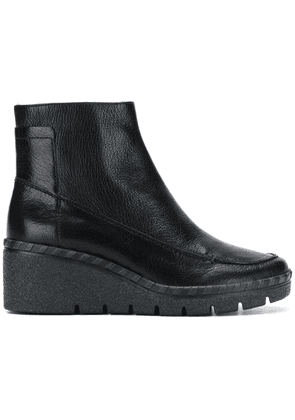 Geox wedge ankle boots - Black