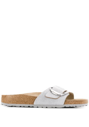 Birkenstock Madrid sandals - Silver