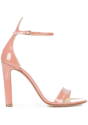 Francesco Russo two strap sandals - Pink