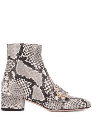 Bally Maggye ankle boots - Grey