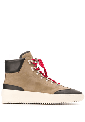 Fear Of God lace-up ankle boots - Neutrals