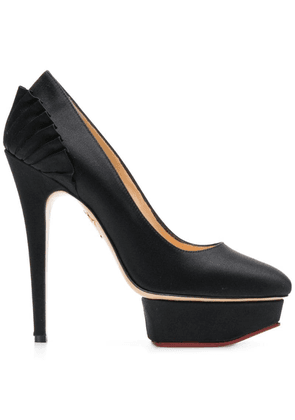 Charlotte Olympia Dolly pumps - Black