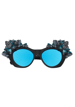 Anna Karin Karlsson 'The butterfly' sunglasses - Black