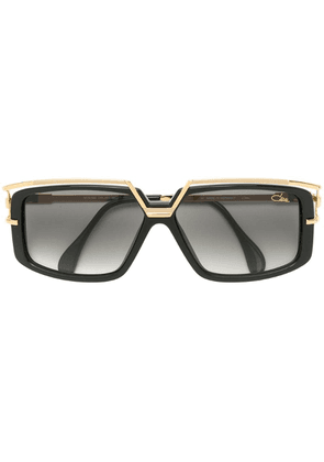 Cazal square-frame sunglasses - Black