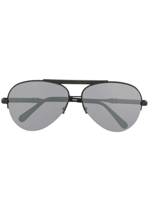 Philipp Plein aviator sunglasses - Black