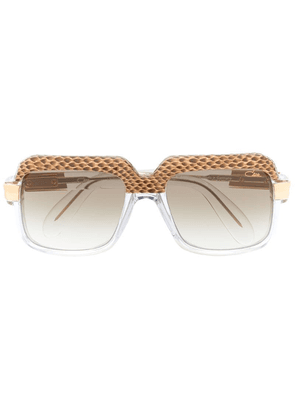 Cazal square frame sunglasses - Neutrals