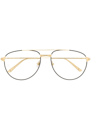 Cartier Santos de Cartier glasses - Gold