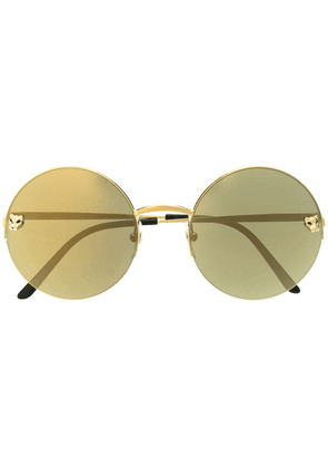 Cartier Panthère de Cartier sunglasses - Gold
