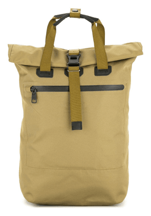 As2ov square backpack - Brown