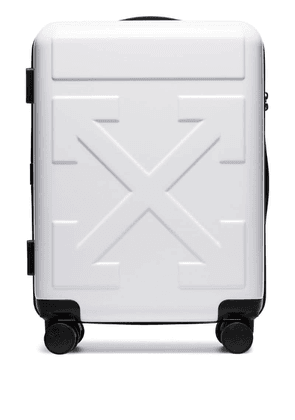 Off-White For Travel trolley bag