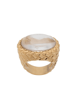 Aurelie Bidermann Panama ring - Gold