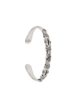 Gas Bijoux Eagle bangle - Silver