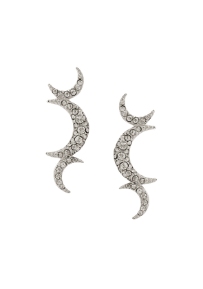 Isabel Marant Full Moon earrings - Silver