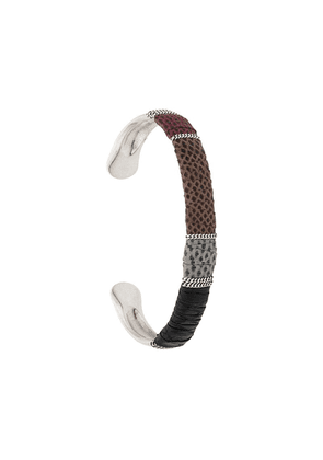 Gas Bijoux Massalia bracelet - Brown