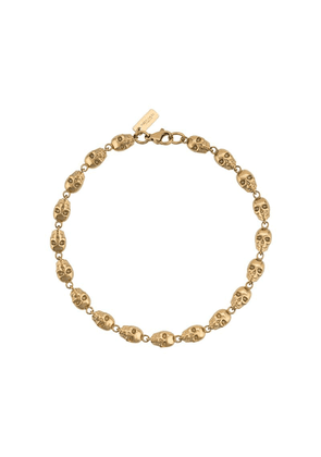 Northskull Atticus bar bracelet - Gold