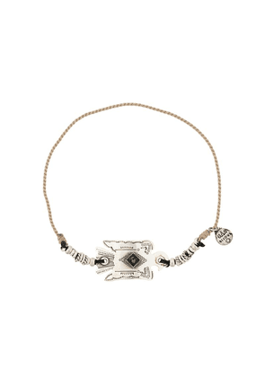 Gas Bijoux Eagle bracelet - Neutrals