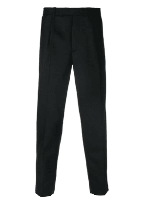 Moncler classic tailored trousers - Black