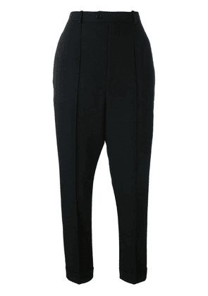 Isabel Marant 'Katja' tapered trousers - Black